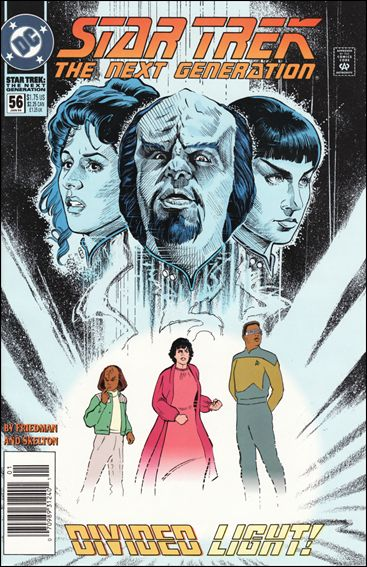 Star Trek: The Next Generation (1989) 56-A by DC
