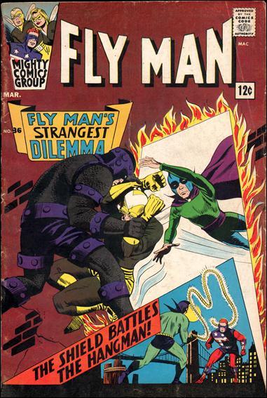 Fly Man 36-A by Radio