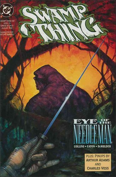 Swamp Thing (1986) 122-A by Vertigo