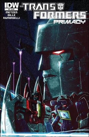 Transformers: Primacy 4-A
