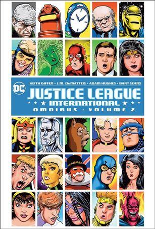 Justice League International Omnibus 2-A