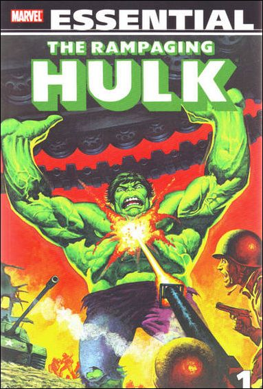 Essential Rampaging Hulk 1-A by Marvel