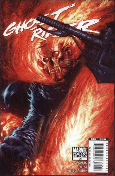 Ghost Rider (2006) 26-B by Marvel