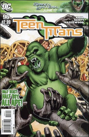 Teen Titans (2003) 96-A by DC