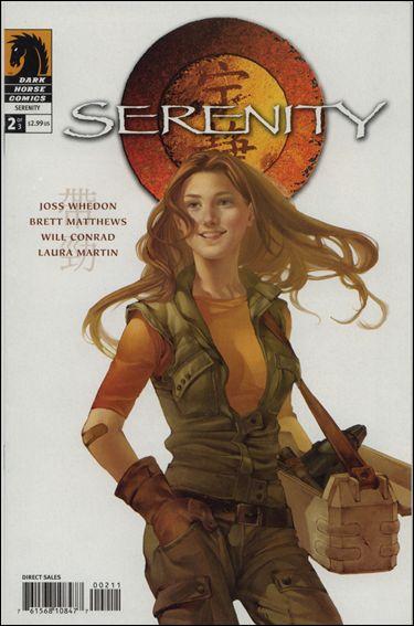 Serenity 2-C by Dark Horse