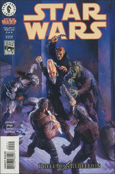 Star Wars/Star Wars Republic 2-A by Dark Horse