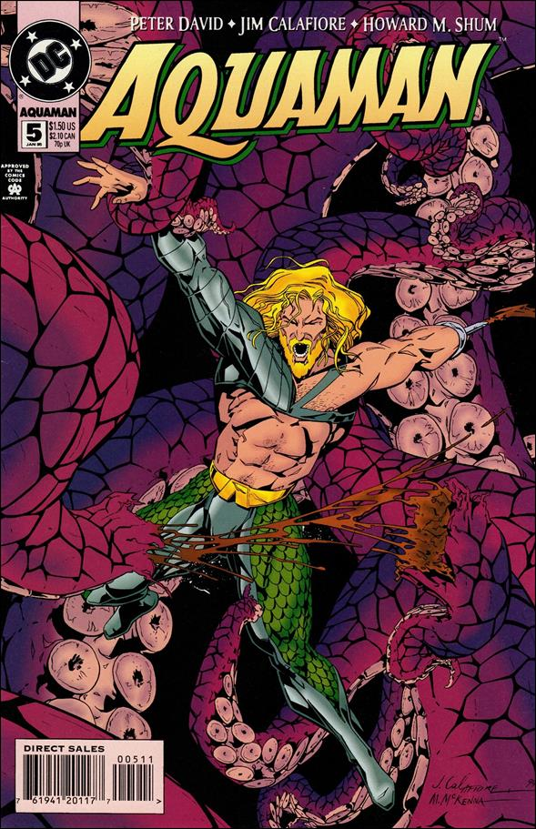 Aquaman (1994) 5-A by DC