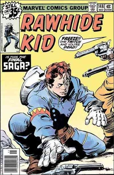 Rawhide Kid (1955) 148-A by Marvel