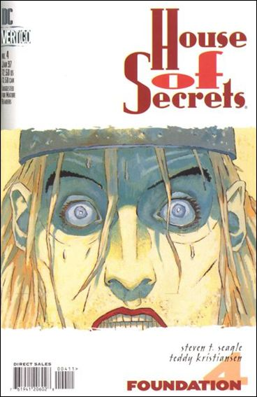 House of Secrets (1996) 4-A by Vertigo