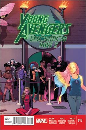 Young Avengers (2013) 15-A