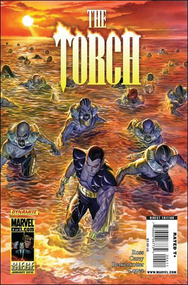 Torch 4-A by Marvel