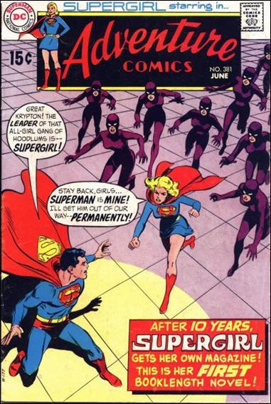 Adventure Comics (1938) 381-A by DC