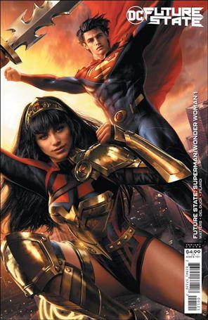 Future State: Superman / Wonder Woman 1-B