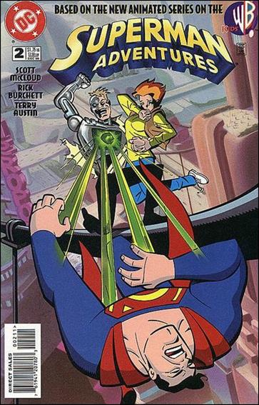 Superman Adventures 2-A by DC