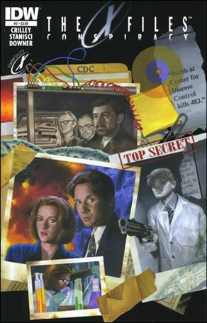 X-Files: Conspiracy 2-A