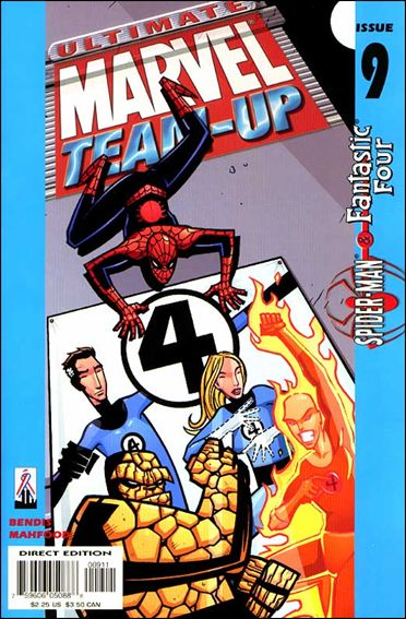 Ultimate Marvel Team-Up 9-A by Marvel