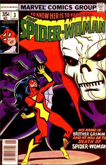Spider-Woman (1978) 3-A by Marvel