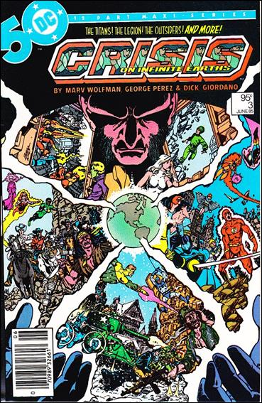 Crisis on Infinite Earths 3-B by DC