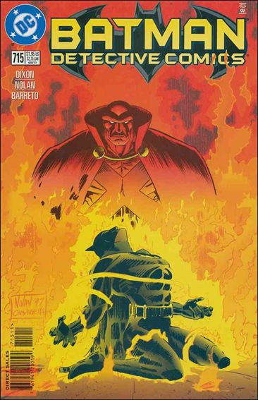 Detective Comics (1937) 715-A by DC
