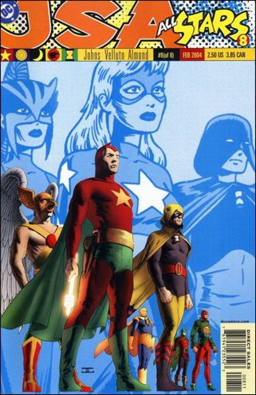 JSA: All Stars 8-A by DC
