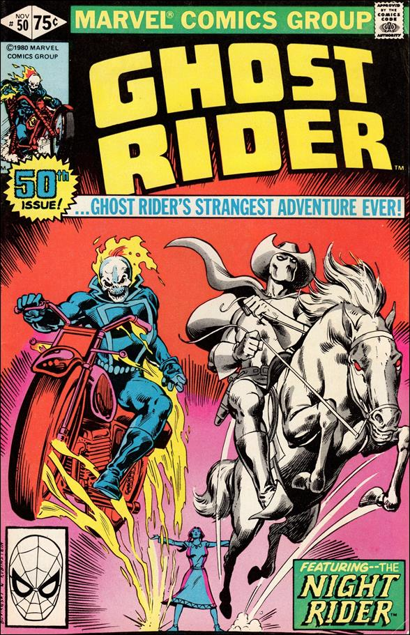 Ghost Rider (1973) 50-A by Marvel