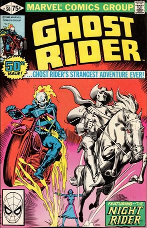 Ghost Rider (1973) 50-A