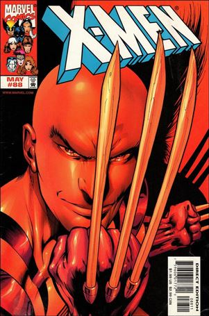 X-Men (1991) 88-A
