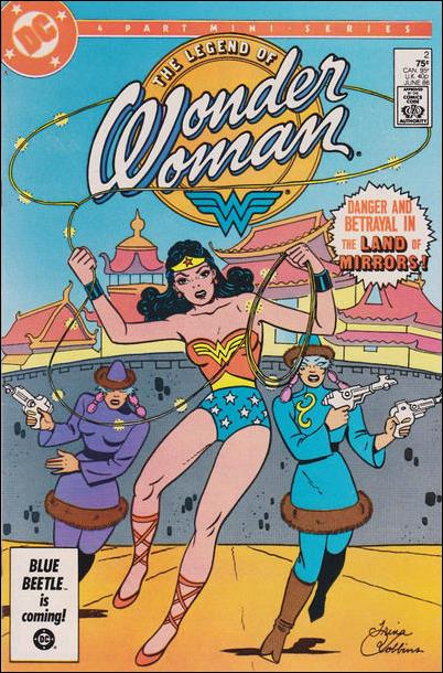 Legend of Wonder Woman 2-A by DC