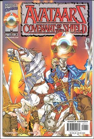 Avataars: Covenant of the Shield 1-A