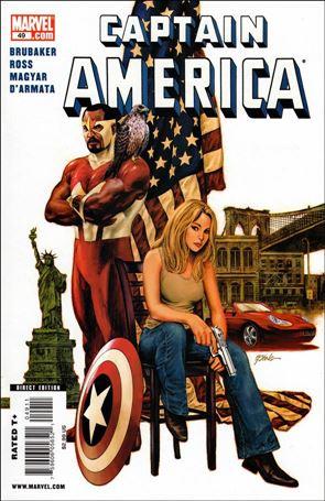 Captain America (2005) 49-A