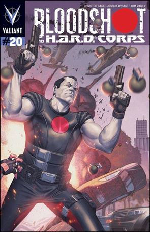 Bloodshot and H.A.R.D.Corps 20-B