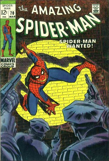 Amazing Spider-Man (1963) 70-A by Marvel