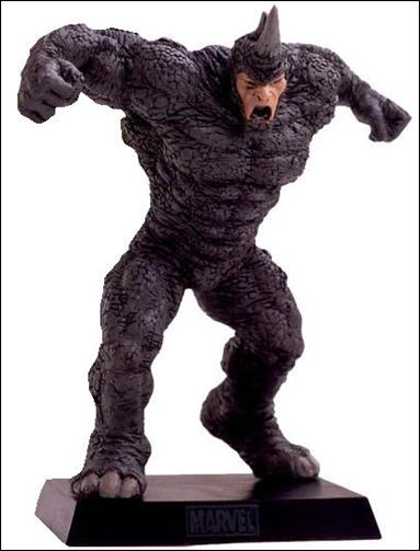 Classic Marvel Figurine Collection Specials (UK) Rhino by Eaglemoss Publications