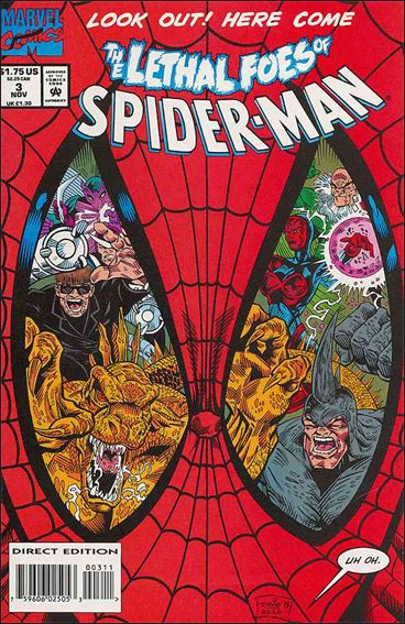 Lethal Foes of Spider-Man 3-A by Marvel