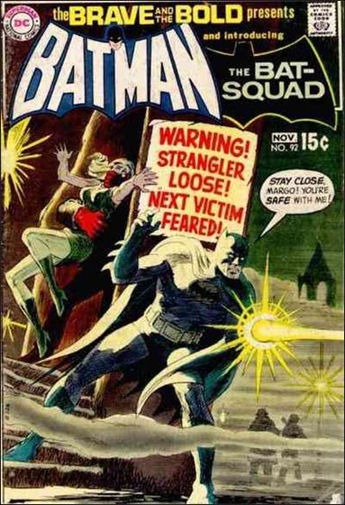 Brave and the Bold (1955) 92-A by DC