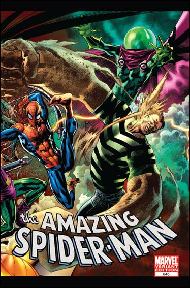 Amazing Spider-Man (1963) 645-B by Marvel