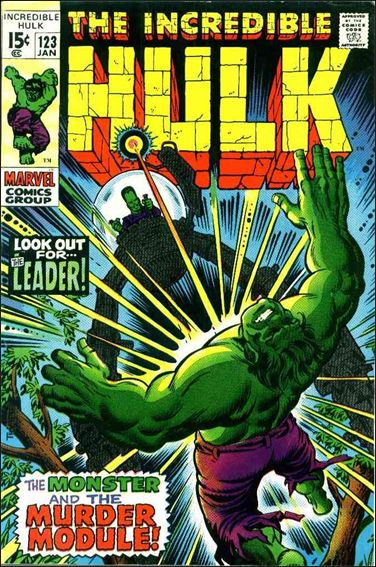 Incredible Hulk (1968) 123-A by Marvel