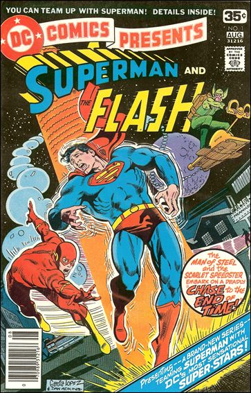 DC Comics Presents (1978) 1-A by DC