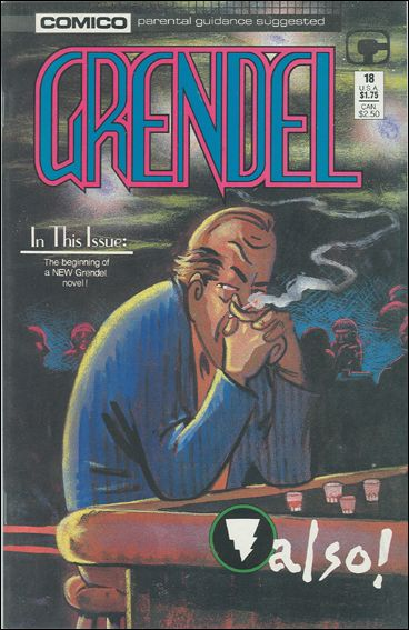 Grendel (1986) 18-A by Comico