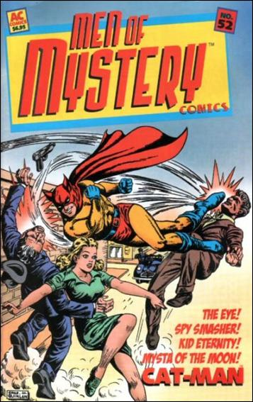 Men of Mystery 52-A by AC