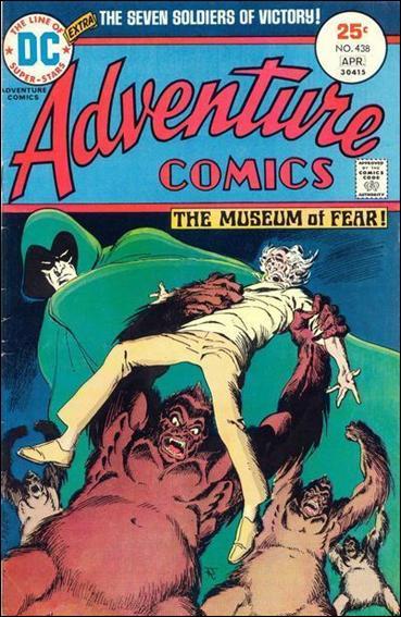 Adventure Comics (1938) 438-A by DC