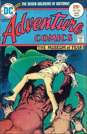 Adventure Comics (1938) 438-A