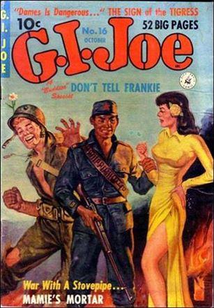 G.I. Joe (1951) 16-A