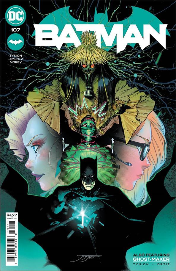 Batman (2016) 107-A by DC
