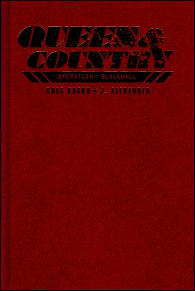 Queen & Country 4-A by Oni Press