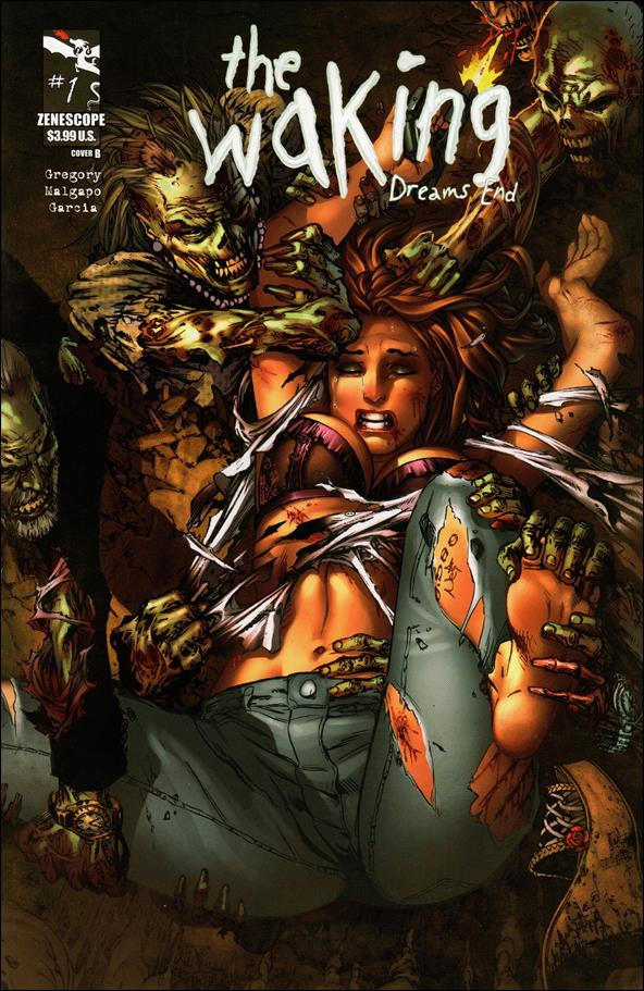 Waking: Dreams End 1-B by Zenescope Entertainment