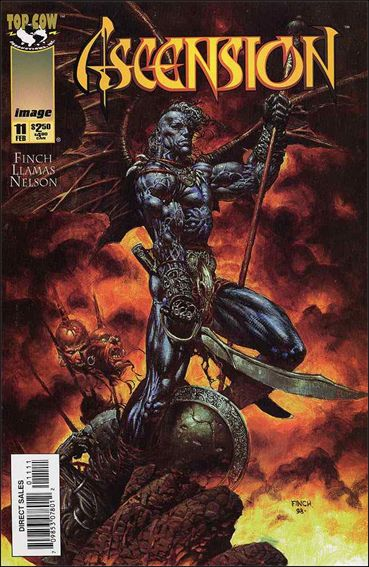 Ascension 11-A by Top Cow