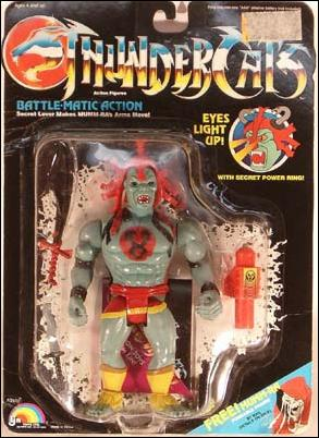 ThunderCats (1985) Mumm-Ra by LJN