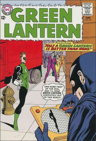 Green Lantern (1960) 29-A by DC