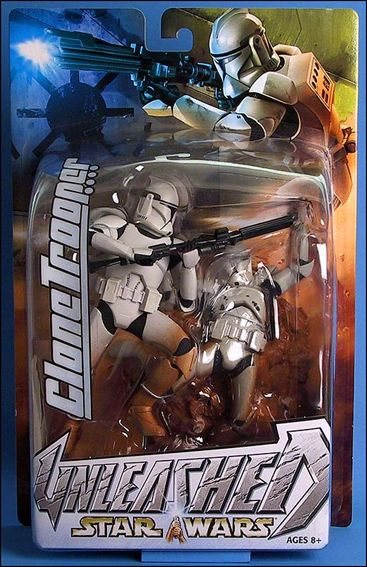 Star Wars: Unleashed Clone Trooper by Hasbro